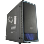 Cooler Master MasterBox MCB-E500L-KN5N-S01 Computer Case - Mid-tower - Red - ATX, Micro ATX, Mini ITX Motherboard Supported