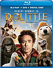 Dolittle (Blu-ray/DVD Combo)
