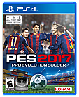 Pro Evolution Soccer 2017 for PS4