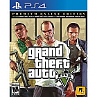 Grand Theft Auto V Premium Online Edition for PS4
