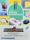 2020 Power Surge Technologies Office Essentials Catalogue