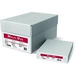 "Sparco Laser Print Copy & Multipurpose Paper - 8 1/2"" x 14"" - Smooth - 5000 / Carton - White"