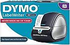 Sanford LabelWriter 450 Turbo Thermal Transfer Printer - Monochrome - Label Print - 0.8 Second Mono - 600 x 300 dpi - USB