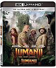 Jumanji: The Next Level (4K-UHD)