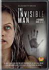 The Invisible Man (2020) (DVD)