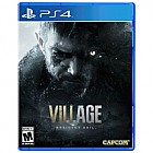 Resident Evil Village for PS4