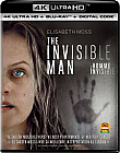 The Invisible Man (2020) (4K-UHD)