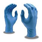 Sysco Nitrile Gloves Blue Medium BX/100 Powder Free 2Mil