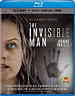 The Invisible Man (2020) (Blu-ray/DVD Combo)